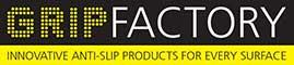 GripFactory zorgt voor veilige vloeren Logo